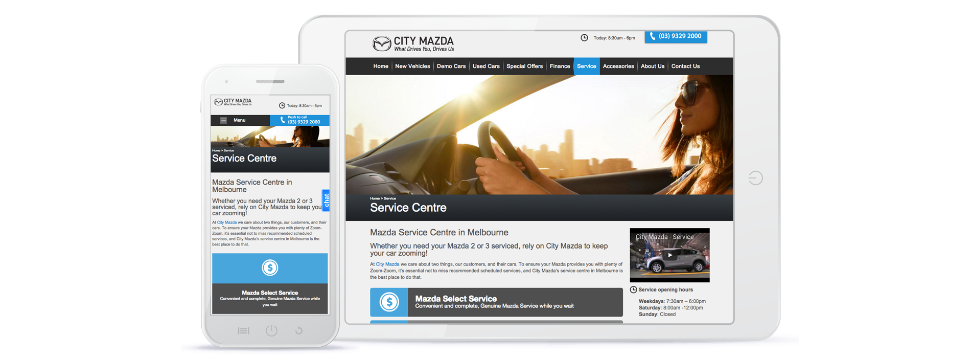 city-mazda-screens